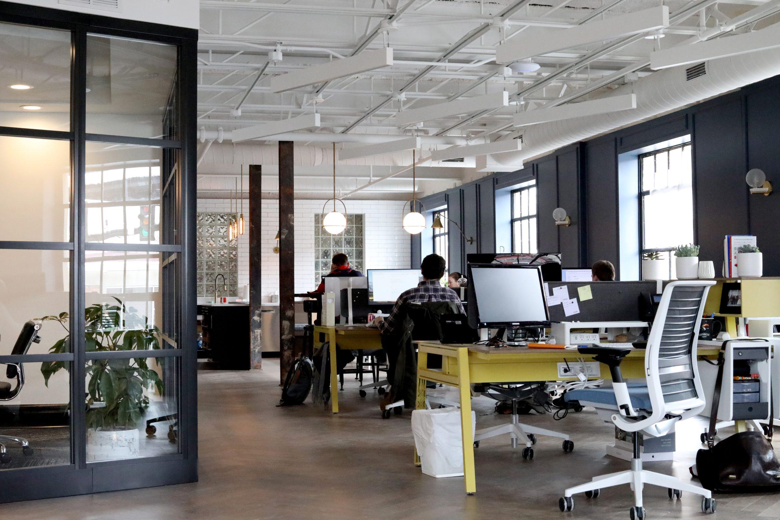 개방형 사무실은 오히려 생산성을 감소시킨다